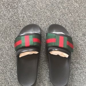 Gucci womens slides